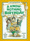 9780060272739: A Know-Nothing Birthday (An I Can Read Book)