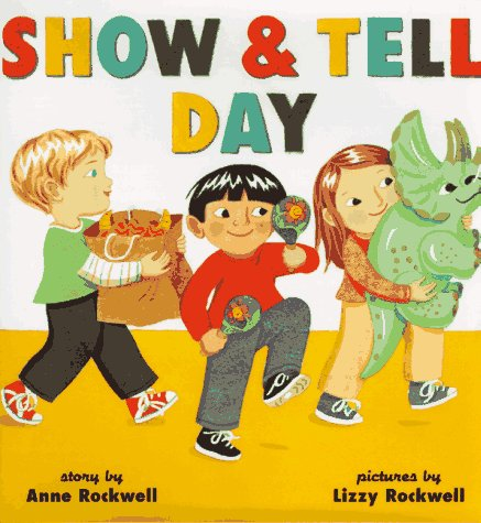 9780060273002: Show & Tell Day
