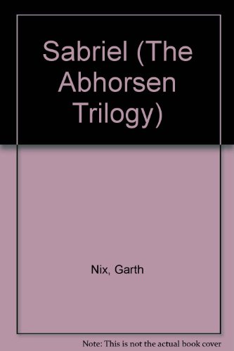 9780060273231: Sabriel (The Abhorsen Trilogy)