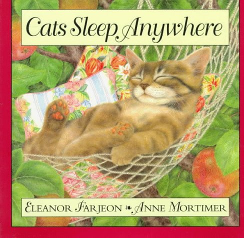 9780060273354: Cats Sleep Anywhere