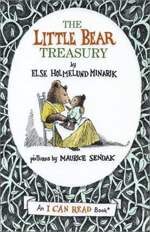 9780060273989: Little Bear Treasury: Little Bear/ Little Bear's Friend/ Little Bear's Visit