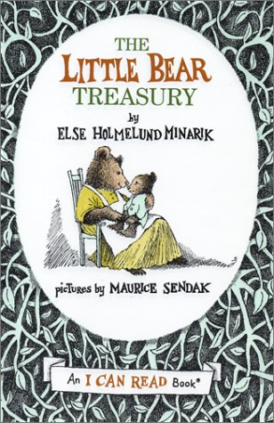 9780060273989: The Little Bear Treasury