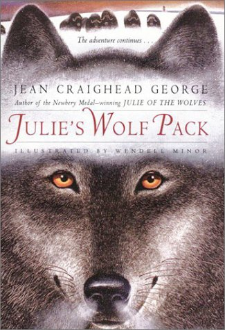 Julie's Wolf Pack (Julie of the Wolves): George, Jean Craighead