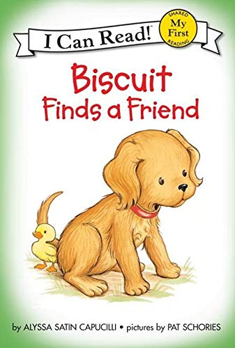 9780060274122: Biscuit Finds a Friend (My First I Can Read)