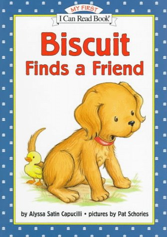 9780060274139: Biscuit Finds a Friend (My First I Can Read - Level Pre1 (Hardback))