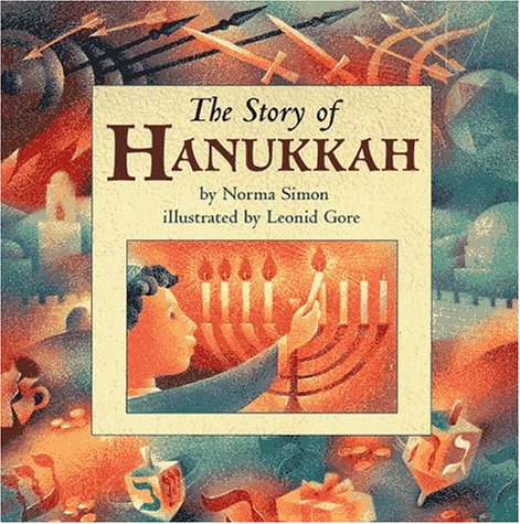 9780060274191: The Story of Hanukkah (Trophy Picture Books)