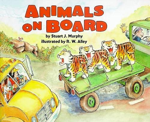 9780060274429: Animals on Board: Adding