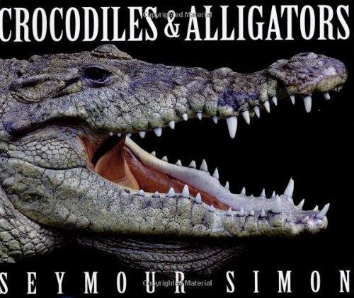 9780060274733: Crocodiles & Alligators