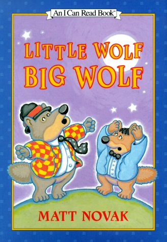 9780060274863: Little Wolf, Big Wolf (I Can Read Books)