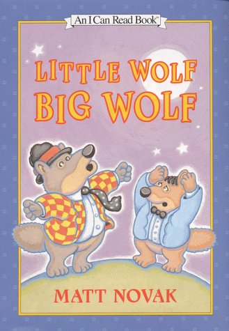 9780060274870: Little Wolf, Big Wolf (I Can Read Book 2)