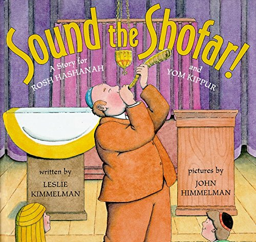 9780060275013: Sound the Shofar!: A Story for Rosh Hashanah and Yom Kippur