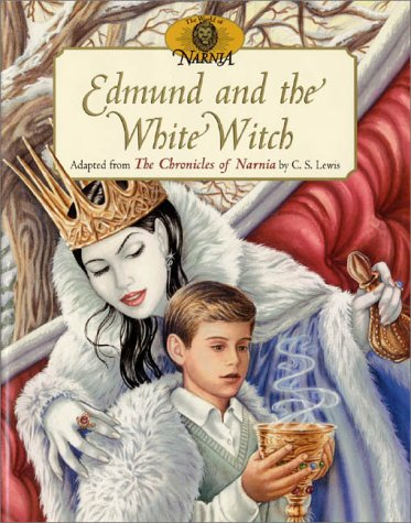 9780060275167: Edmund and the White Witch (The World of Narnia)