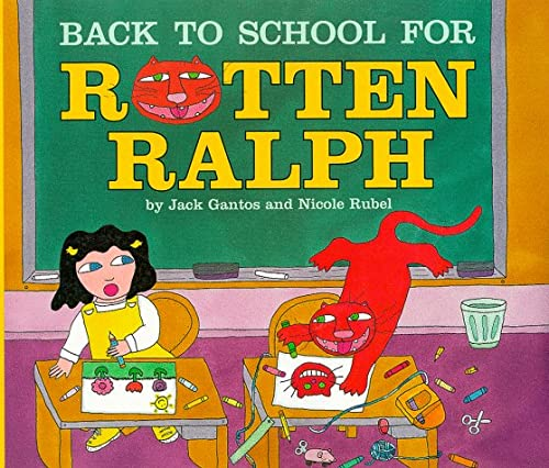 9780060275310: Back to School for Rotten Ralph