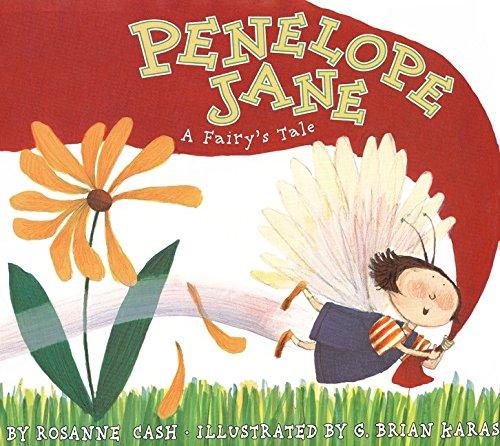 9780060275433: Penelope Jane