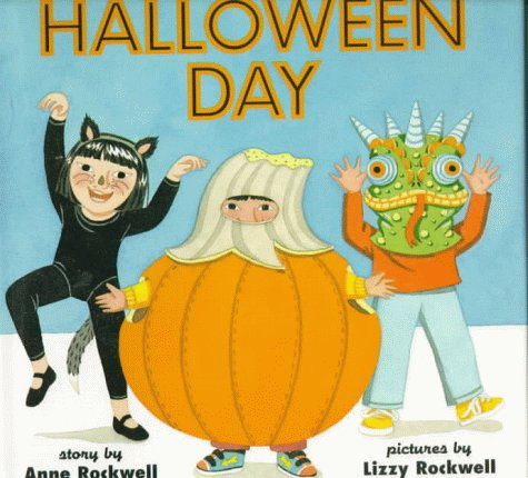 9780060275679: Halloween Day (Trophy Picture Books)
