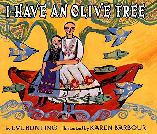 9780060275730: I Have an Olive Tree