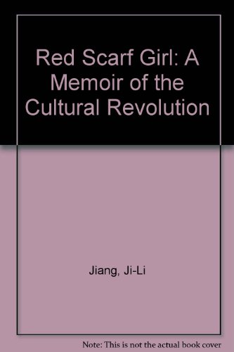 9780060275860: Red Scarf Girl: A Memoir of the Cultural Revolution