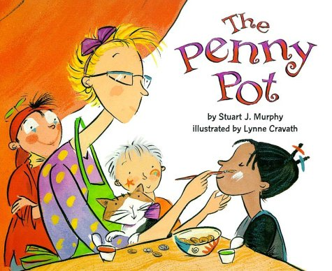 9780060276072: The Penny Pot: Counting Coins (Mathstart: Level 3 (HarperCollins Library))