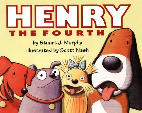 9780060276102: Henry the Fourth: Level 1, Ordinals (Mathstart: Level 1 (HarperCollins Hardcover))