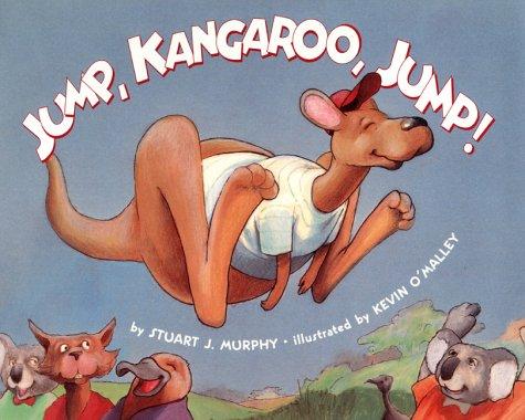 9780060276140: Jump, Kangaroo, Jump: Level 3, Fractions (Mathstart: Level 3 (HarperCollins Hardcover))
