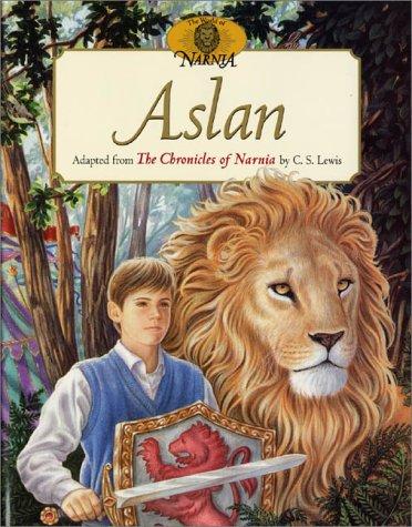 9780060276362: Aslan (Narnia)