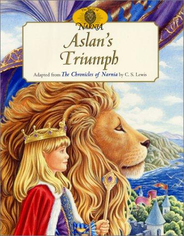9780060276386: Aslan's Triumph (Narnia)