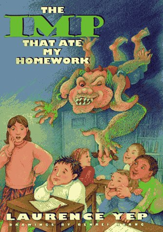 9780060276881: The Imp That Ate My Homework