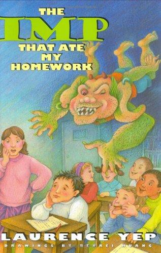 The Imp That Ate My Homework: Yep, Laurence