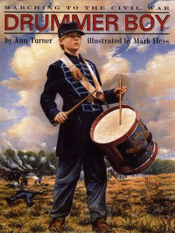 9780060276966: Drummer Boy: Marching to the Civil War
