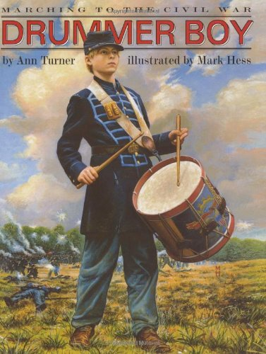 9780060276973: Drummer Boy: Marching to the Civil War