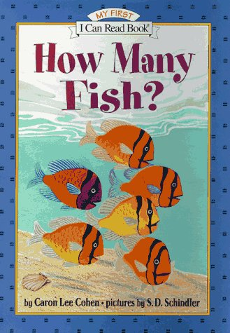 9780060277130: How Many Fish? (My First I Can Read - Level Pre1 (Hardback))