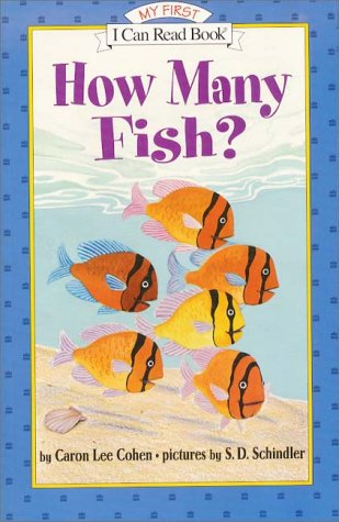 9780060277147: How Many Fish? (My First I Can Read - Level Pre1 (Hardback))