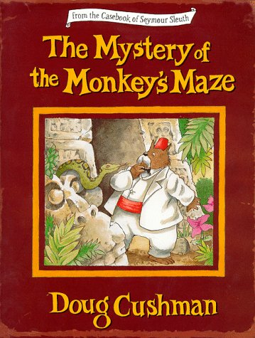 9780060277192: The Mystery of the Monkey's Maze (From the Casebook of Seymour Sleuth)