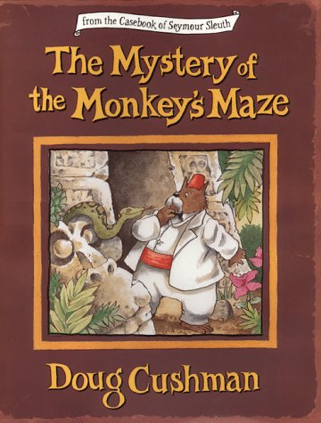 9780060277208: The Mystery of the Monkey's Maze