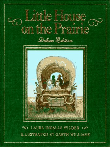 9780060277239: Little House on the Prairie: Deluxe Edition