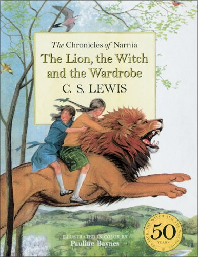 9780060277246: The Lion, the Witch and the Wardrobe (Deluxe Edition)