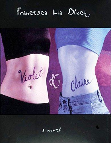 9780060277499: Violet & Clare