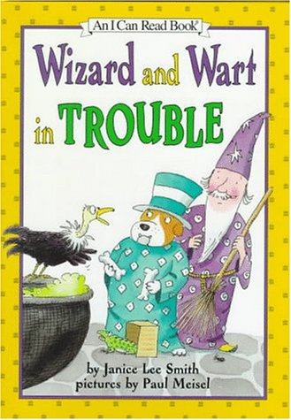 9780060277611: Wizard and Wart in Trouble (I Can Read Books)