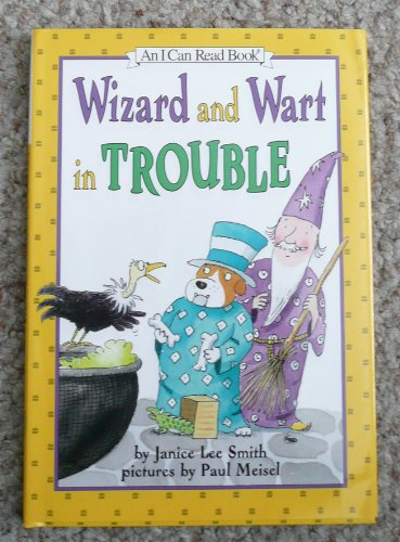 9780060277628: Wizard and Wart in Trouble (I Can Read Book)