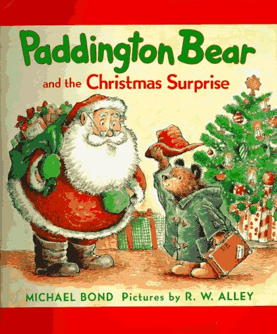 9780060277666: Paddington Bear and the Christmas Surprise