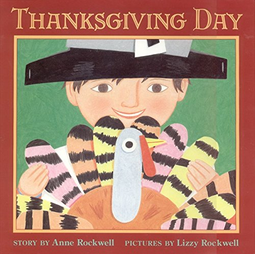 9780060277956: Thanksgiving Day (Trophy Picture Books)