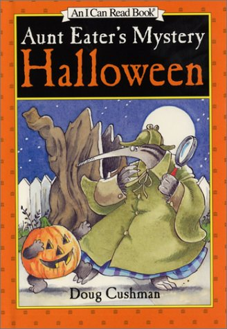 9780060278045: Aunt Eater's Mystery Halloween (I Can Read Book)