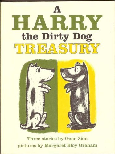 9780060278410: A Harry the Dirty Dog Treasury: Three Stories