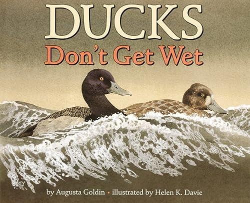 9780060278816: Ducks Don't Get Wet (Lrfo)