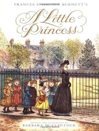 A Little Princess [First Edition]: Burnett, Frances Hodgson; McClintock, Barbara