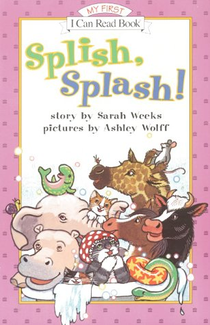 9780060278922: Splish, Splash! (My First I Can Read Book)