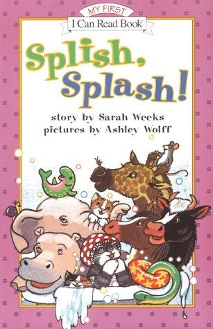 9780060278939: Splish, Splash! (My First I Can Read Book)
