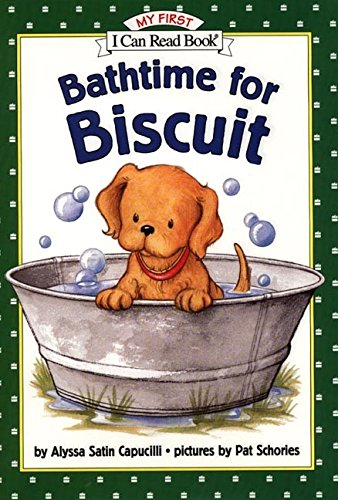 9780060279370: Bathtime for Biscuit (My First I Can Read)