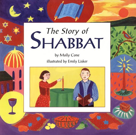 9780060279448: The Story of Shabbat