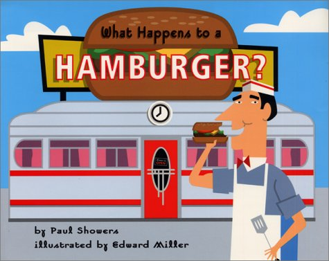 9780060279479: What Happens to a Hamburger? (Let's Read-And-Find-Out Science)